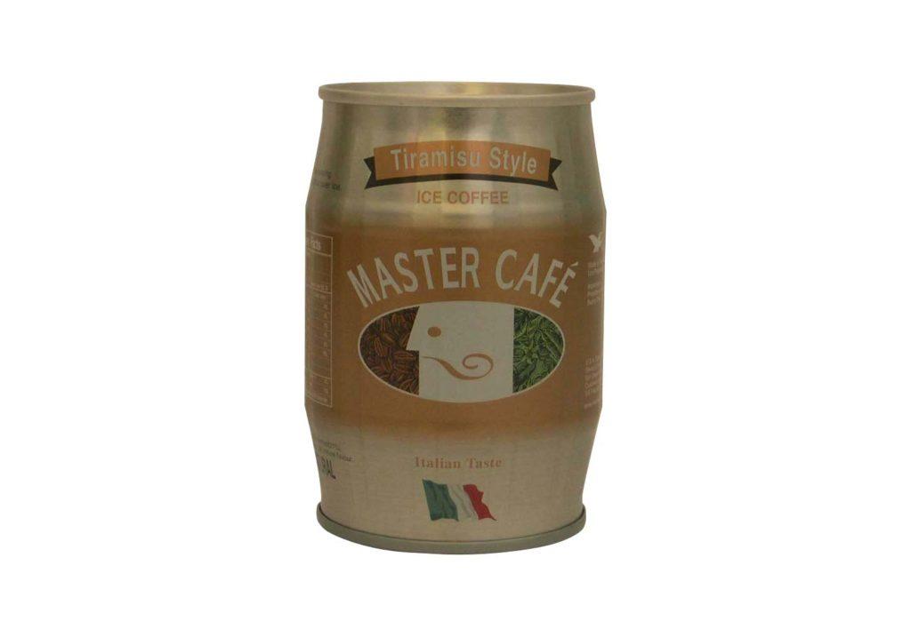 Master Café tiramisu