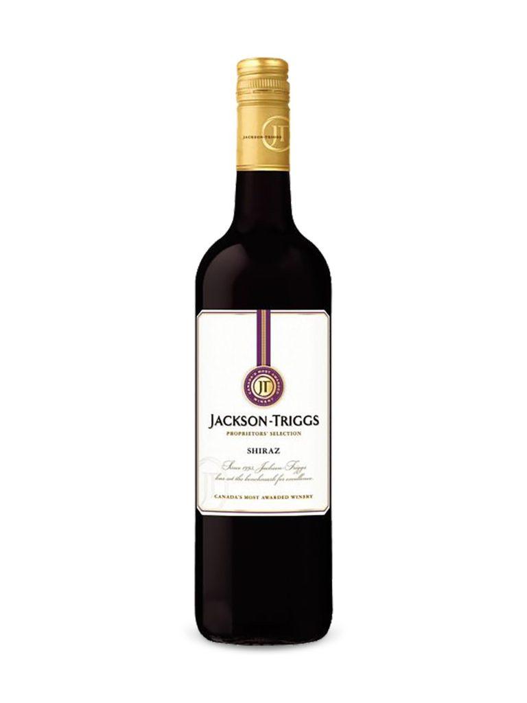 vin Jackson-Triggs Shiraz