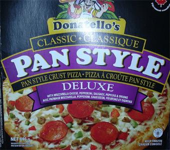 Pizza Donatello's