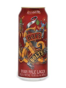 Hops & Bolts India Pale Lager