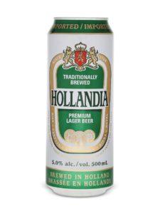 Bière Hollandia Premium