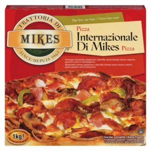 pizza internazionale Mikes