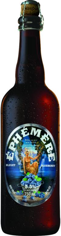 Bière Unibroue Éphémère Bleuet