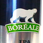 Bière Boréale IPA, une excellente bière québécoise