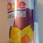 Dole cocktail de jus ananas grenadille mangue
