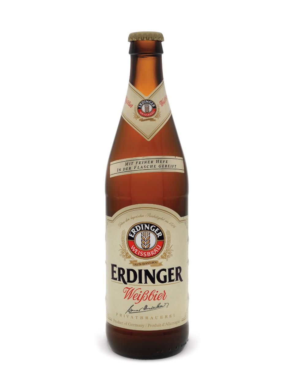 Bière Erdinger Weissbier