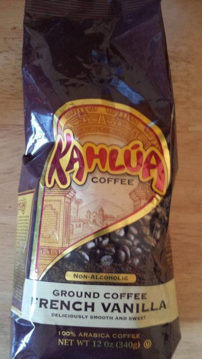 Café Kahlúa vanille française