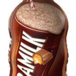 Lait frappé au chocolat Caramilk de Neilson