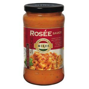 Sauce rosée Mikes