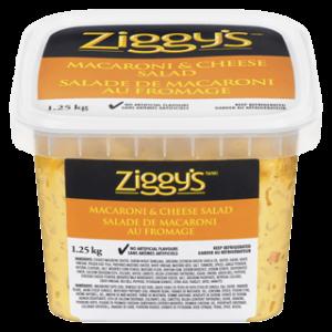 Salade de macaroni au fromage Ziggy's