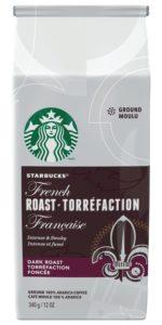Café torréfaction française Starbucks