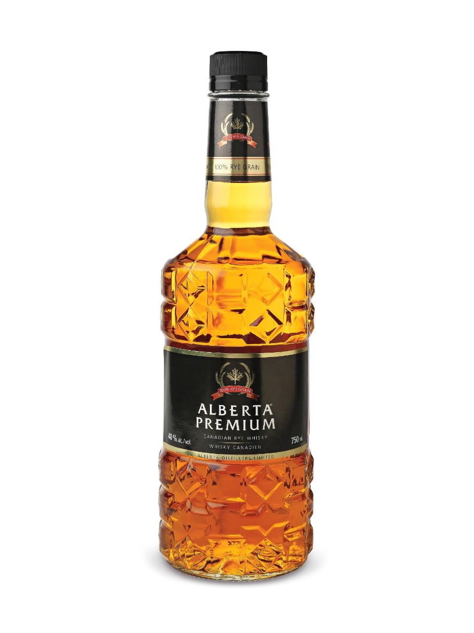 whisky canadien Alberta Premium
