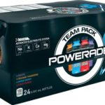 Powerade saveur Raisin