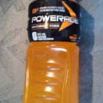 Powerade saveur Orange