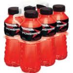Powerade saveur Punch aux fruits
