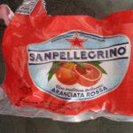Boisson pétillante Sanpellegrino Aranciata Rossa