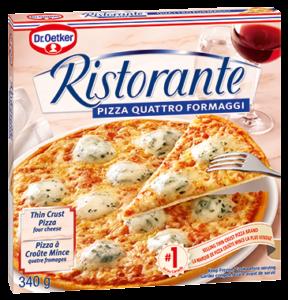 Pizza Ristorante Quattro Formaggi