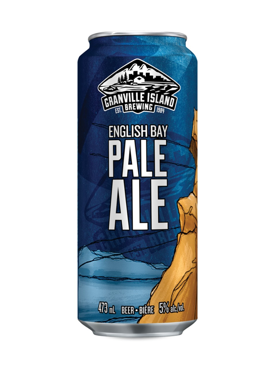 English Bay Pale Ale de la Granville Island Brewing