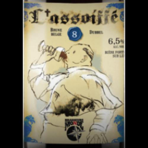 L'assoiffé des Brasseurs du Monde de St-Hyacinthe