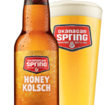 Bière Okanagan Spring Honey Kölsch