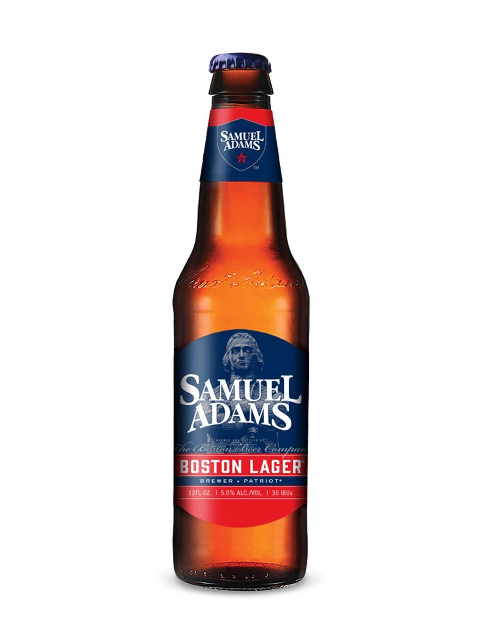 bière Samuel Adams Boston Lager
