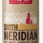 Bière 100th Meridian de la Mill St. Brewery