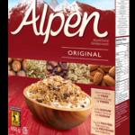 Alpen original, céréales muesli