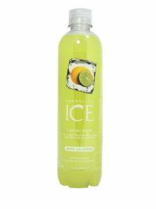 Sparkling ICE citron et lime