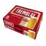 🍺 Bière blonde Tremblay Lager, elle devait être LE choix des québécois
