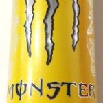 Boisson énergisante Monster ultra citron, libérez la bête ultra!