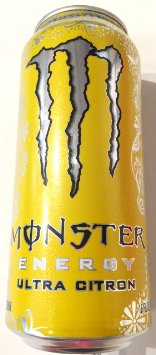 Monster Ultra Citron