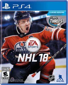 NHL 18 sur PS4