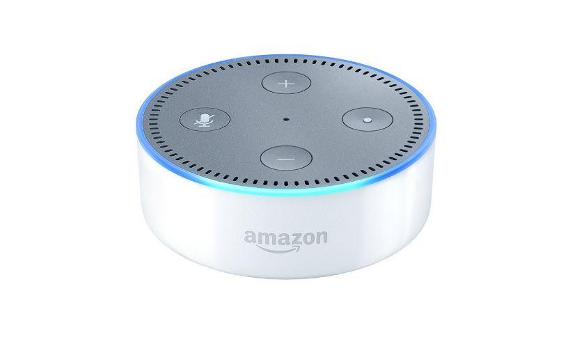 Amazon Echo Dot - produit de l'année 2017 selon ConsoXP