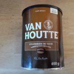 Café Van Houtte colombien mi-noir