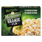 Michelina's Grande – 1 lb – Fettuccine Alfredo