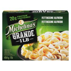 Michelina's Grande -1 lb - Fettuccine Alfredo