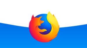 Navigateur Firefox de Mozila