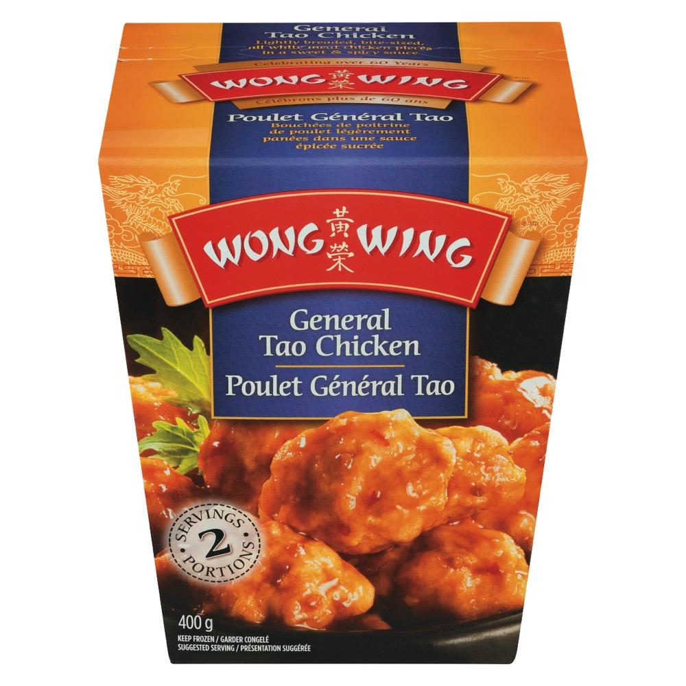 Wong Wing - Poulet Général Tao