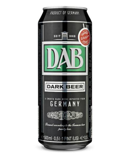biere DAV dark beer