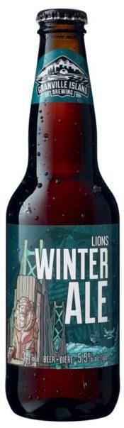 Bière Lions Winter Ale