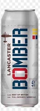 Bière Lancaster Bomber Ale