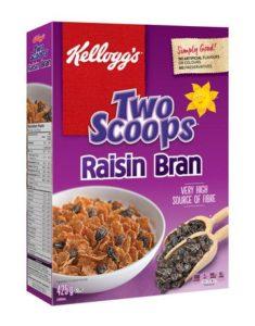 Céréales Kellogg's Raisin Bran