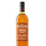 Whisky aromatisé J.P. Wiser's Caramel anglais, un rappel du Black Velvet