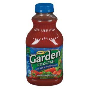 Mott's Garden Cocktail