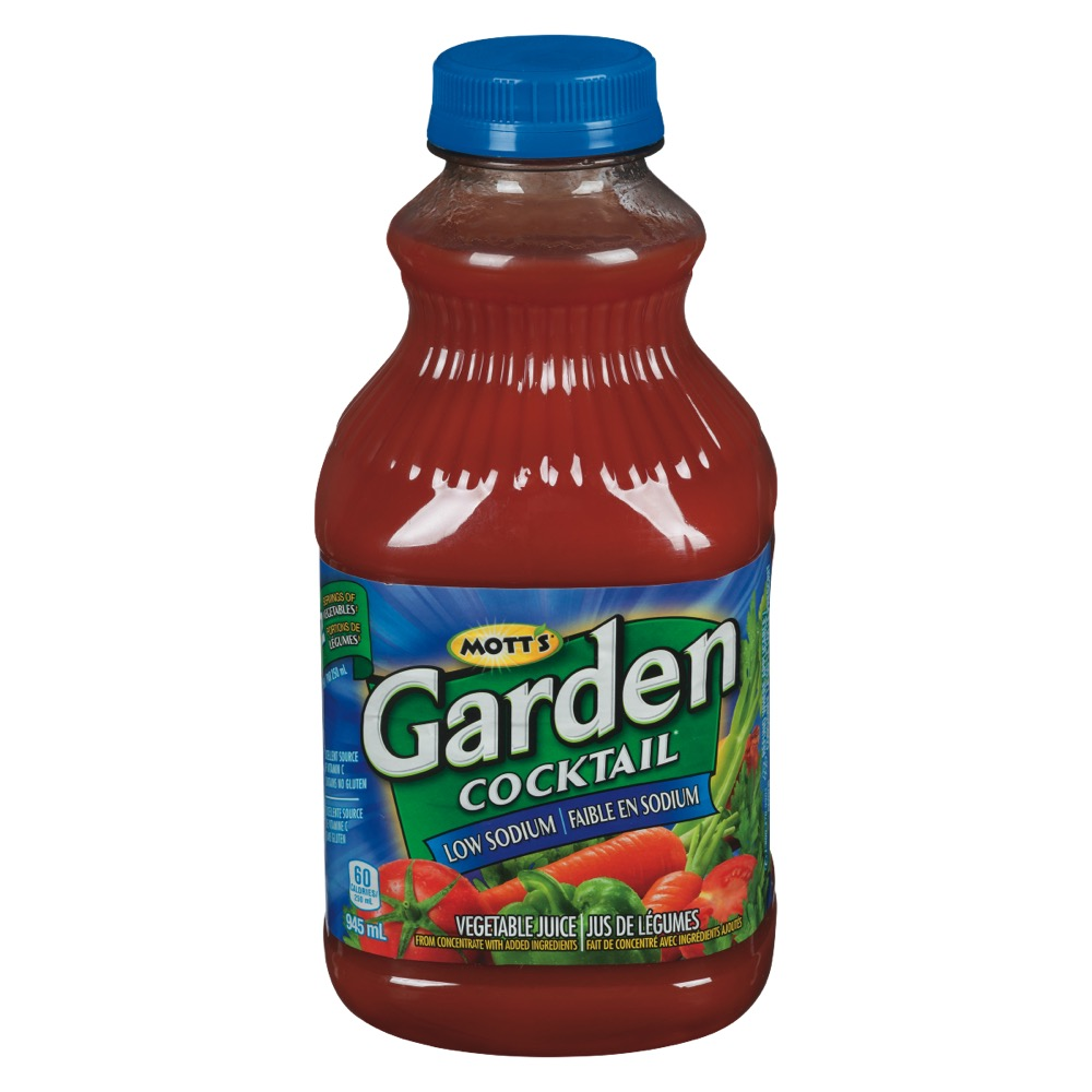 Mott's Garden Cocktail