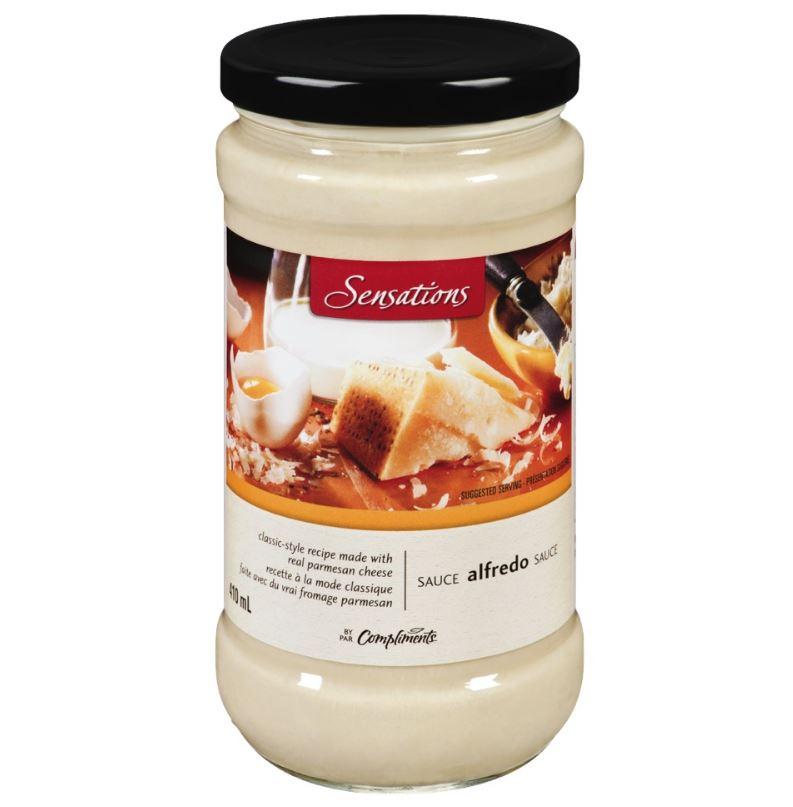 Sauce alfredo Sensations par Compliments