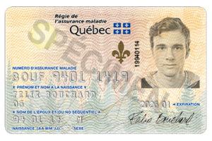 Carte Assurance Maladie Ontario.Nouveau Look Pour La Carte D Assurance Maladie Du Quebec