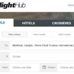 Acheter un billet d'avion via FlightHub.com
