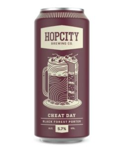 Hop City Black Forest porter