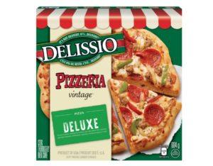 Pizza pizzeria Delissio Vintage Deluxe